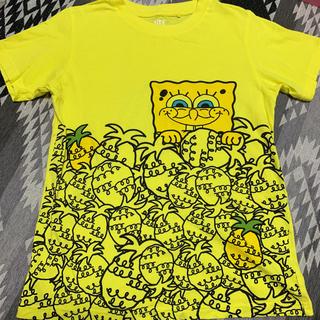 UNIQLO - スポンジボブ UNIQLO Tシャツ
