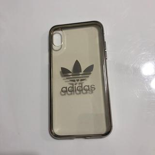 アディダス(adidas)のadidas、iPhoneXケース、スマホカバー、NIKE、PUMA、韓国、海外(iPhoneケース)