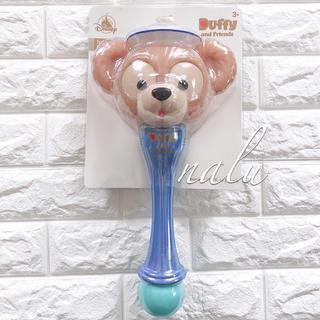 Disney - 香港ディズニー♡新作✨ ダッフィー バブル・グロウ(乾電池付き)