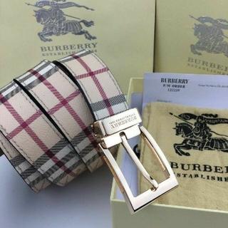 バーバリー(BURBERRY)のBURBERRY ベルト 男女兼用(ベルト)