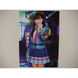 エイチケーティーフォーティーエイト(HKT48)の田中美久 HKT48 意志 タワレコ 店舗 限定 オリジナル特典 生写真 HKT(女性タレント)