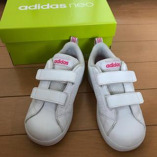 アディダス(adidas)のMAMAさん専用♡アディダス 靴♡16cm♡(スニーカー)