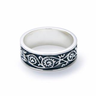 ガルニ(GARNI)のgarni ガルニ リング ring 15号 Vine Pattern Ring(リング(指輪))