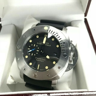PANERAI - 新 Panerai 腕時計 PAM00682 箱、冊子付き