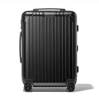 リモワ(RIMOWA)のスーツケース トロリーケース 黒 36L(トラベルバッグ/スーツケース)