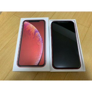 iPhone - ★最終値下げ★iphone xr 128GB 新品未使用 SIMフリー