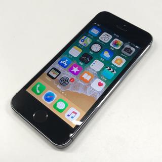 iPhone - 訳あり docomo iPhone 5s 16GB スペースグレー