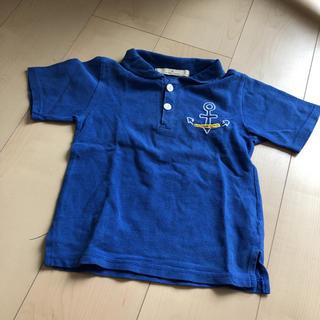 グローバルワーク(GLOBAL WORK)のポロシャツ 110(Tシャツ/カットソー)