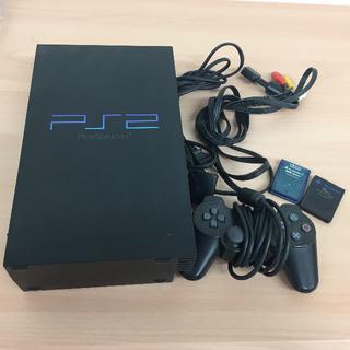 ソニー(SONY)の中古 SONY PlayStation 2 SCPH-30000   動確済(家庭用ゲーム本体)