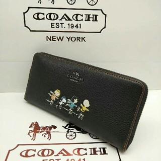 COACH - お勧め新品登場 【COACH】コーチ 長財布 人気商品