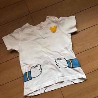 ベルメゾン(ベルメゾン)のバックハグドナルドTシャツ(Tシャツ/カットソー)