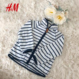H&M - ★H&M   フリース  80-90