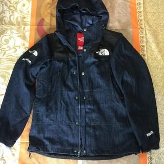 Supreme - supreme north face denim dot shot jacket