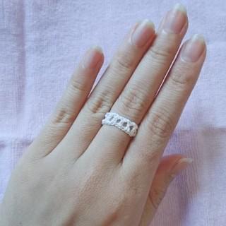 レース編みの指輪(リング(指輪))