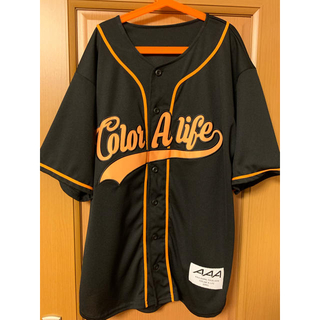 AAA - AAA ベースボールシャツ