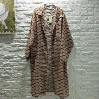 Balenciaga - Vetements Printed coated-shell raincoat