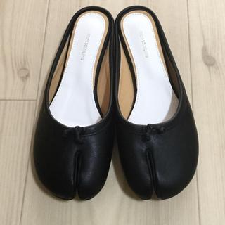 ドゥーズィエムクラス(DEUXIEME CLASSE)のフラット 足袋 ミュール (サンダル)