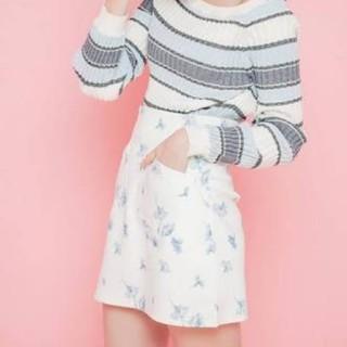 ダズリン(dazzlin)のスカート♡ミッシュマッシュ リエンダ マーキュリーデュオ INGNI(ミニスカート)