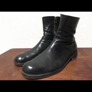 ヨウジヤマモト(Yohji Yamamoto)のヨウジヤマモト  ジップアップブーツ(ブーツ)