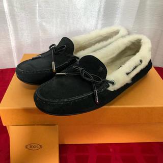 トッズ(TOD'S)のTOD'S トッズ モカシン ドライビングシューズ 靴 正規品(スリッポン/モカシン)