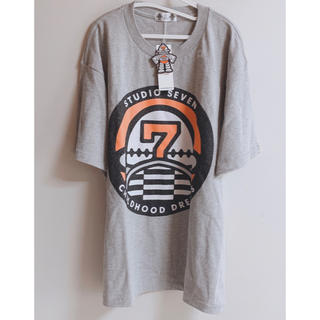 GU - GU×スタジオセブン コラボTシャツ