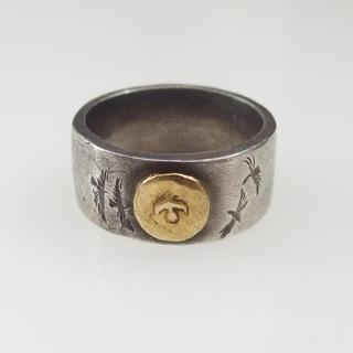 ゴローズ(goro's)の早い者勝ち‼︎ ゴローズ  金イーグル 毛彫り リング(リング(指輪))