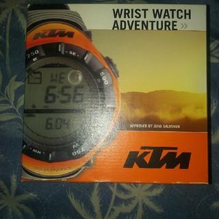 スント(SUUNTO)の新品・未使用 スント・ベクター 【限定品 KTM】(腕時計(デジタル))