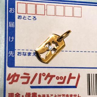 クロムハーツ(Chrome Hearts)のクロムハーツ ドックタグ チャーム(ネックレス)