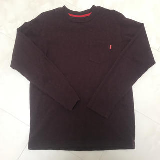 シュプリーム(Supreme)のSupreme ロンT Sサイズ(Tシャツ(長袖/七分))