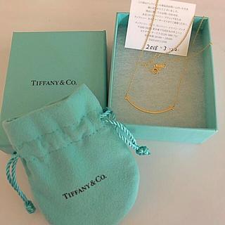 Tiffany & Co. - ティファニー スマイルペンダント