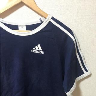 アディダス(adidas)のアディダス ワンポイント Tシャツ(Tシャツ/カットソー(半袖/袖なし))
