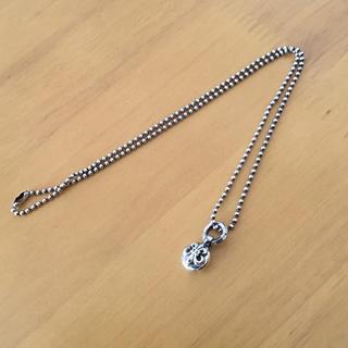クロムハーツ(Chrome Hearts)のクロムハーツタイプ、ユリネックレスヘッド(ネックレス)