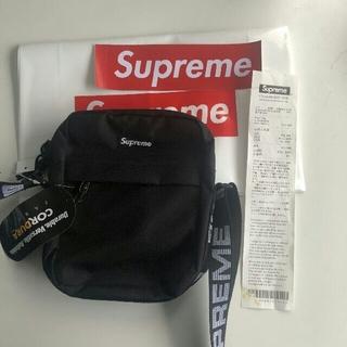 18ss supreme shoulder bag