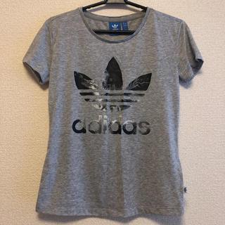 adidas - 【新品】adidas ロゴTシャツ