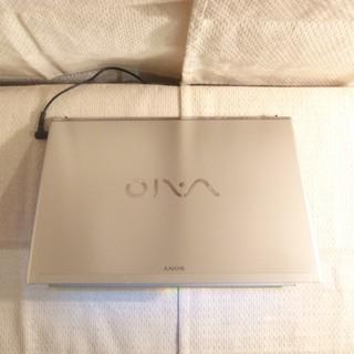 SONY - 超速SSD大容量ハイブリッドUltrabook Core i5超速 Win10