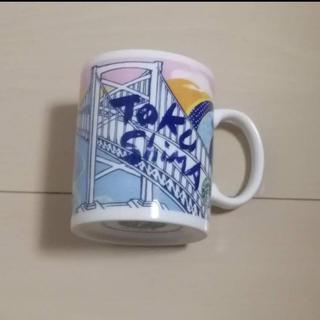 Starbucks Coffee - スターバックス 徳島限定 マグカップ