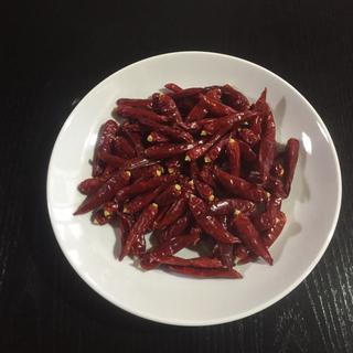 乾燥タカノツメ 50グラム(野菜)