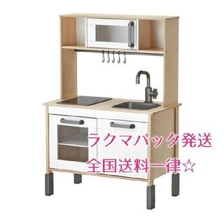 イケア(IKEA)の♡新品未開封 IKEA イケア DUKTIG おままごとキッチン(知育玩具)