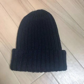 GU - 【美品】ニットキャップ ニット帽/ GU