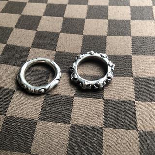 クロムハーツ(Chrome Hearts)のクロムハーツリングセット(リング(指輪))