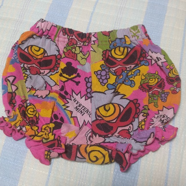 HYSTERIC MINI(ヒステリックミニ)のヒスミニ□パンツ□ キッズ/ベビー/マタニティのキッズ服 女の子用(90cm~)(パンツ/スパッツ)の商品写真