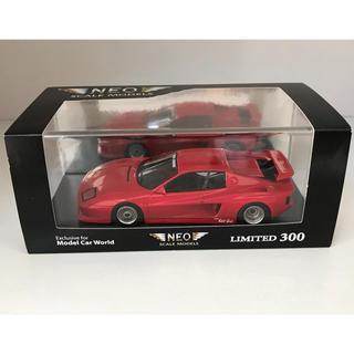 Ferrari - 1/43 NEO フェラーリ テスタロッサ ケーニッヒ