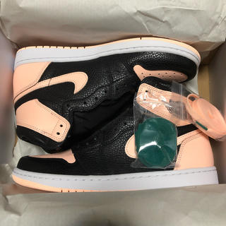 "NIKE - Air Jordan 1 High OG ""Crimson Tint"" 28cm"