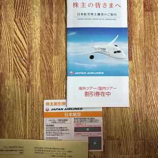 JAL 株主優待