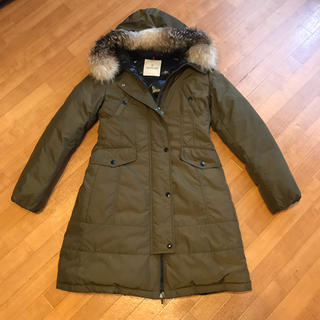 MONCLER - MONCLER モンクレール ARRIOUS カーキ