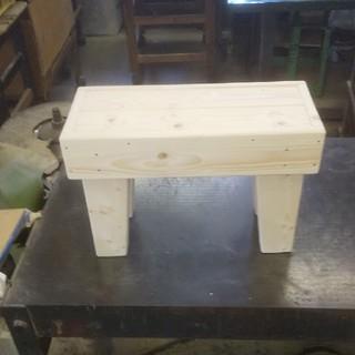 受注製作します。花台やスツール、ミニテーブルなどにどうですか!(家具)