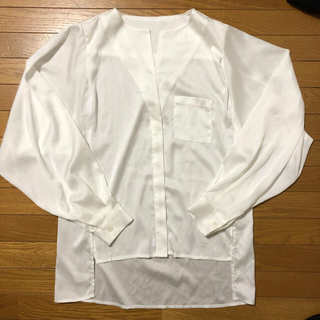 SCOT CLUB - 未使用自宅保管 BITTOKO 比翼ボタンデザインシャツ