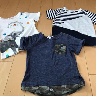 グローバルワーク(GLOBAL WORK)のグローバルワーク Tシャツ3枚セット(Tシャツ/カットソー)