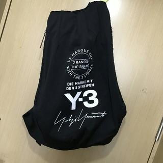 Y-3 - y3バックパック リュック ブラック ウジヤマモト Y-3 ショルダーバッグ