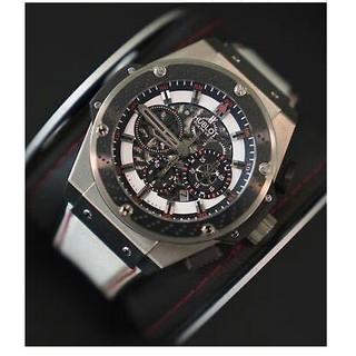 HUBLOT - ウブロキングパワースケルトンF1モデル48ミリ腕時計HUBLOT